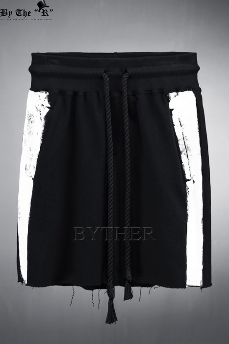 ByTheR Custom Side Painting Shorts