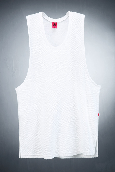 ByTheR Loose-fit Towel Sleeveless Tank