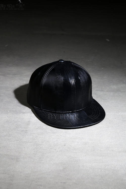 ByTheR Vertical Black Snapback