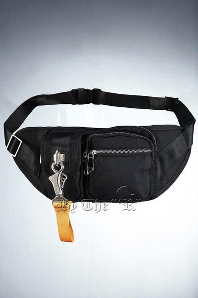 Multi pocket Cover Sling Bag