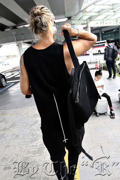 ProjectR Cross Layered Sleeveless Tank Top